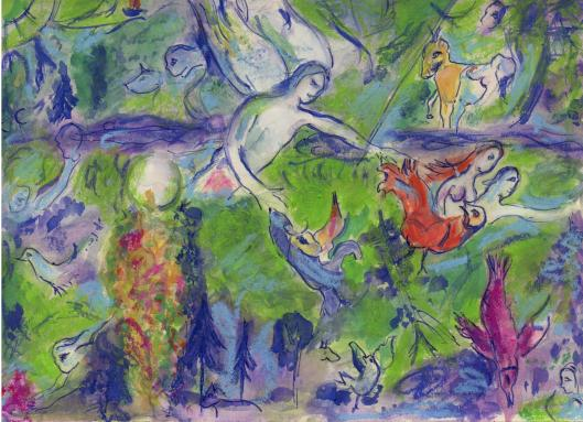 Chagall copy