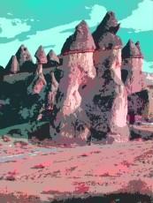 cappadoccia columns 1