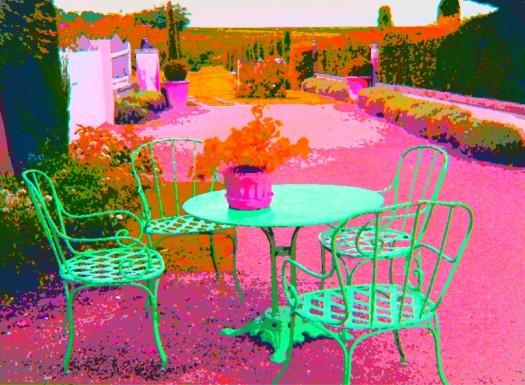 charentaise garden 2