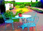 charentaise garden 4