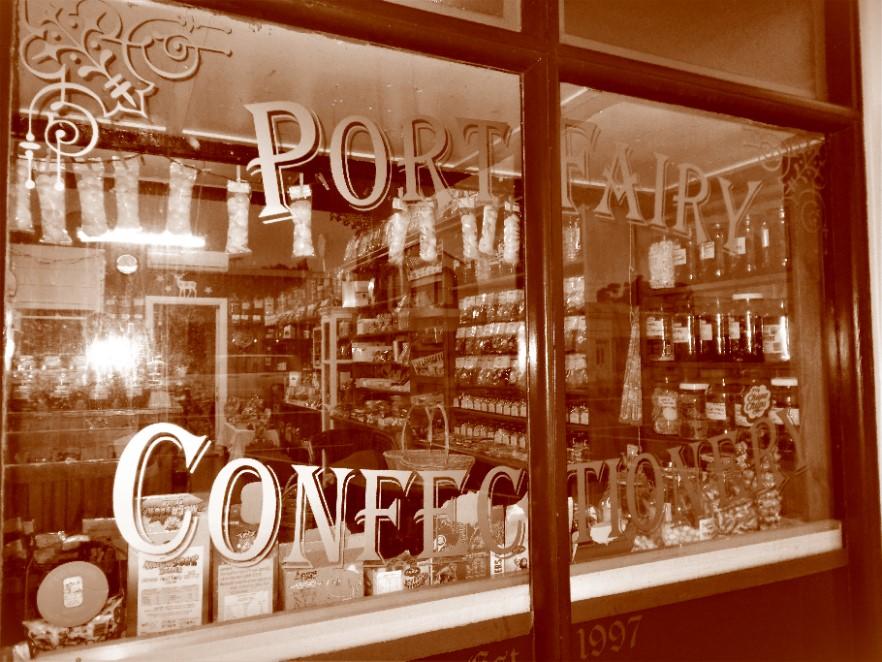 port fairy shop