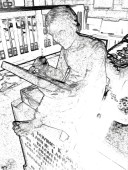 ghost of an artist 1