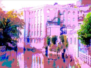 pink bradford