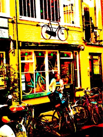 oxford bike shop