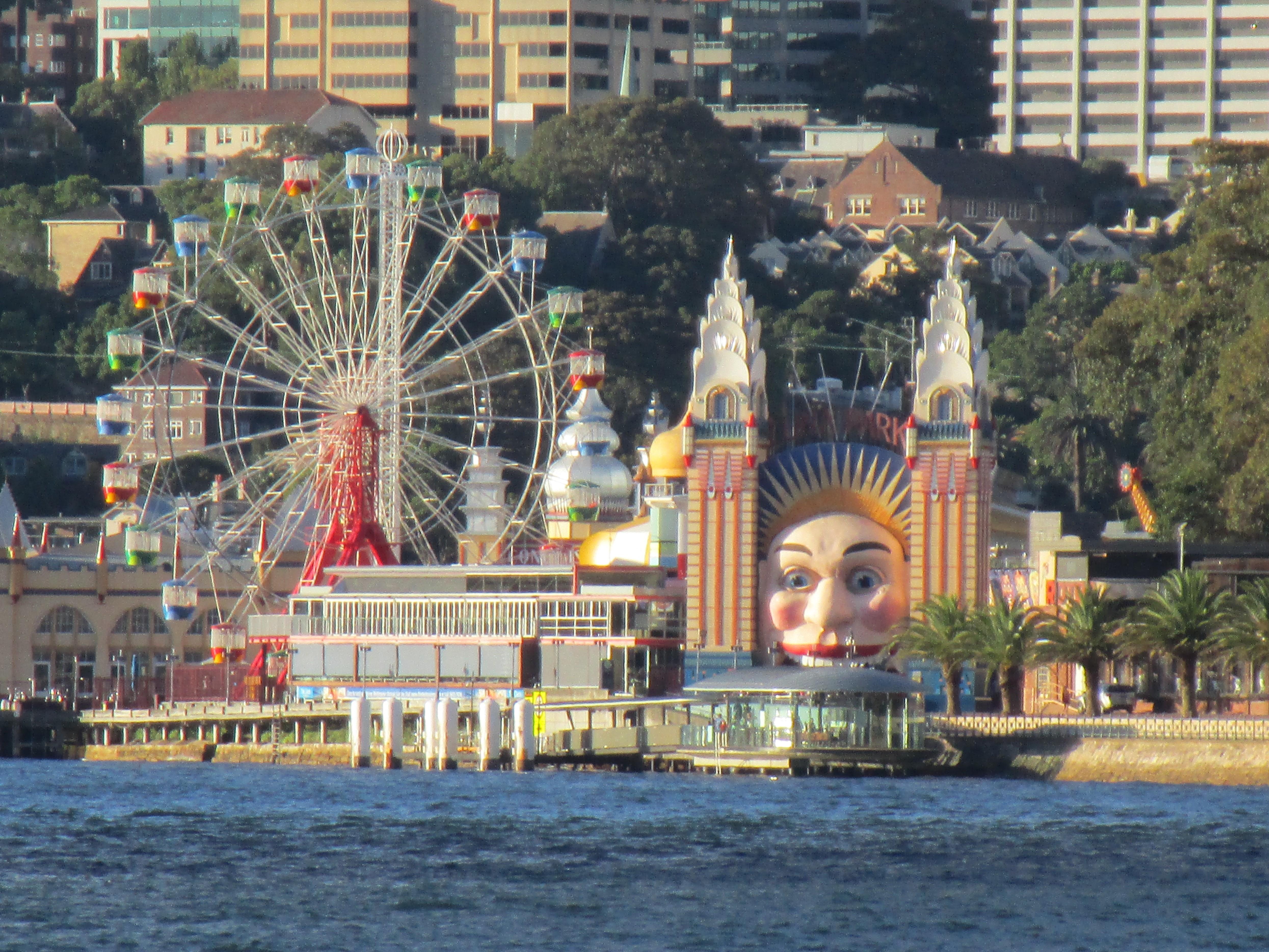Sydney theme park