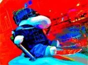 urban skier
